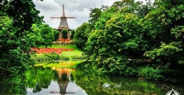 حديقة رودودندرون -ألمانيا-بريمن
