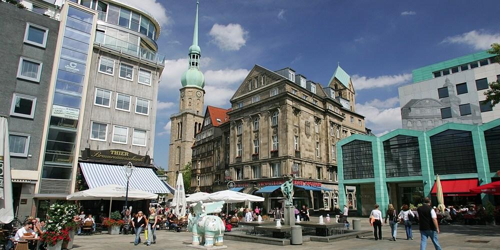 دورتموند - البلدة القديمة