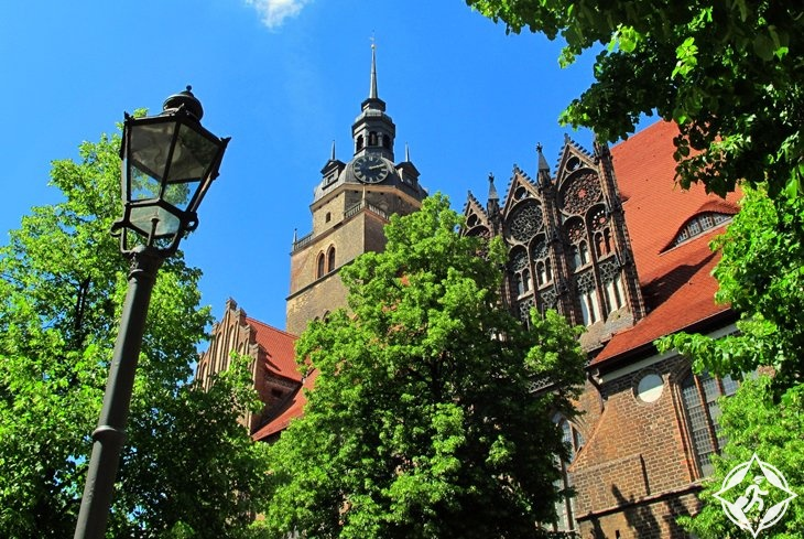 كنيسة سانت كاثرين-ألمانيا-براندنبورغ آن دير هافيل