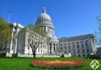 مبنى الكابيتول - ولاية ويسكونسن