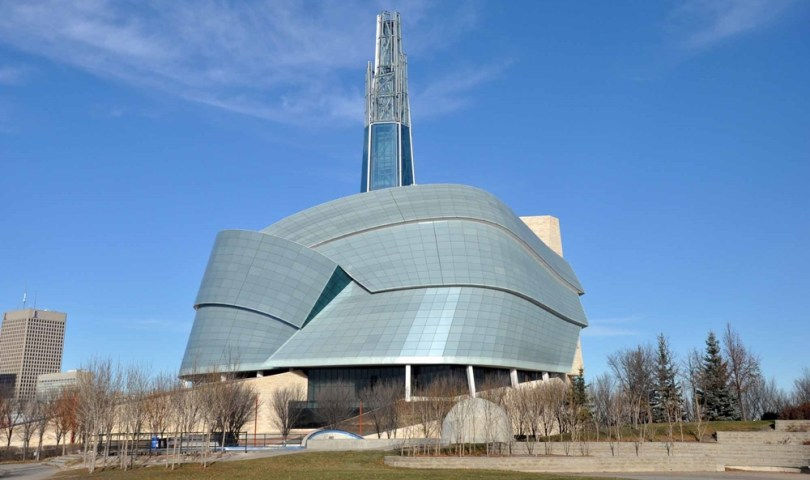 وينيبيغ - المتحف الكندي لحقوق الإنسان