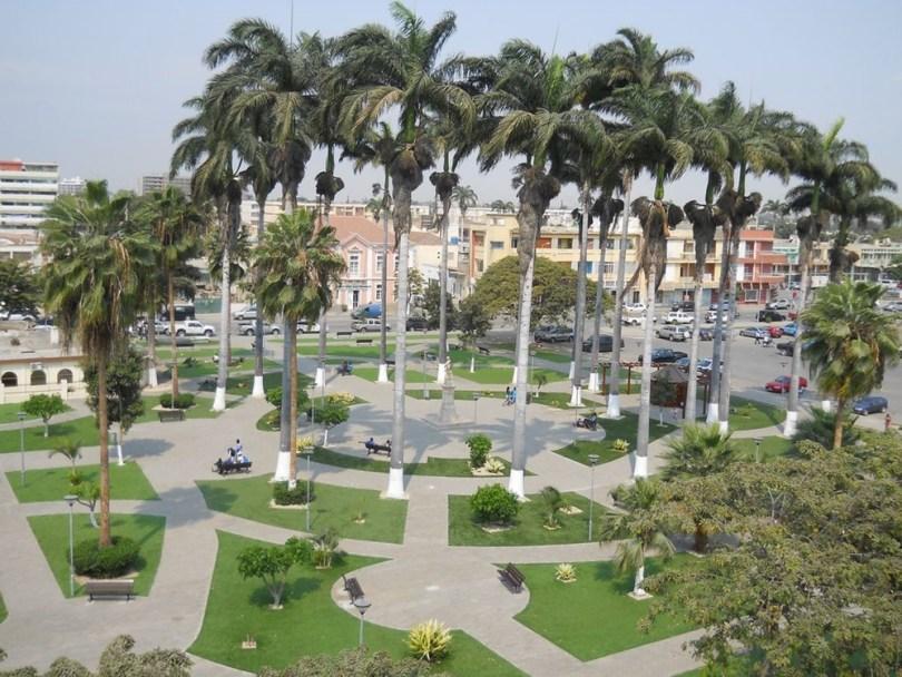 أنغولا - بنغيلا