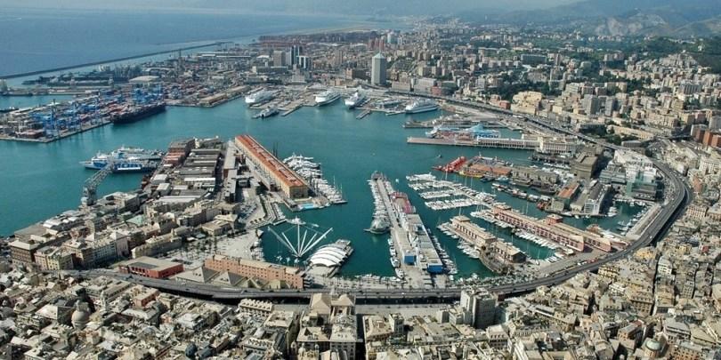 جنوة - ميناء جنوة
