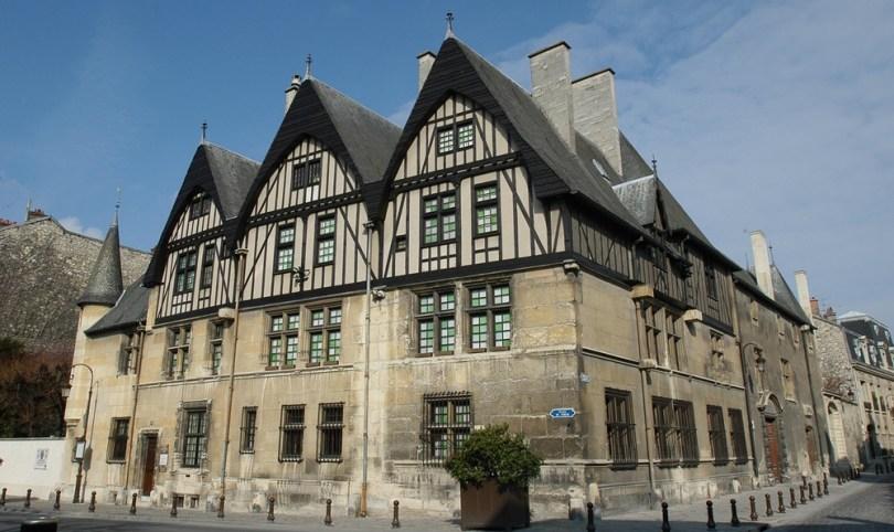 ريمس - متحف فندق لو فيرجا