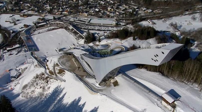 غارميش-بارتنكيرشن - التراث الأولمبي