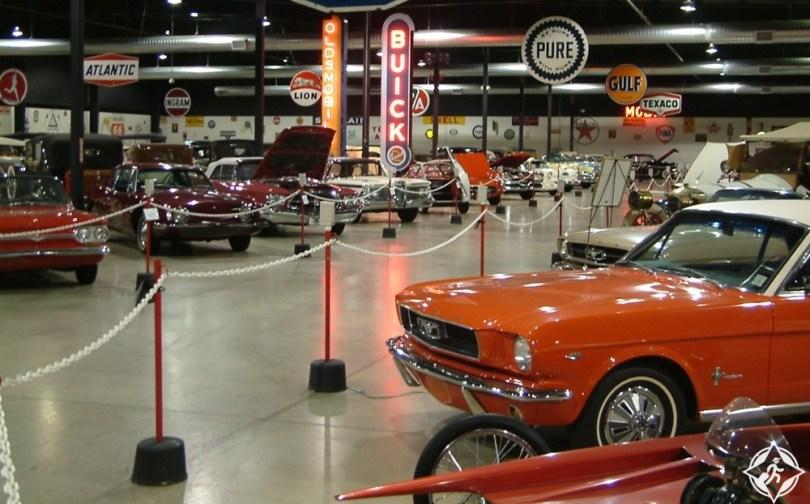 ميسيسيبي - متحف توبيلو للسيارات