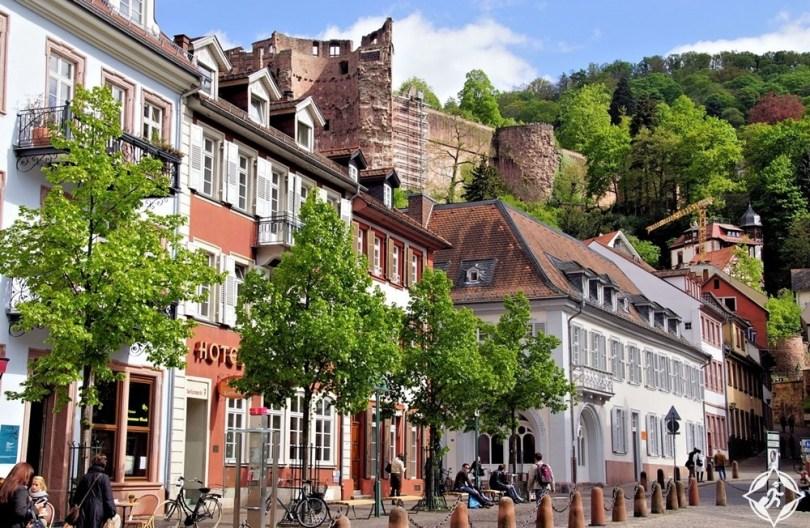 هايدلبرغ - المدينة القديمة