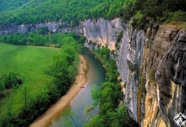 أركنساس - نهر بوفالو الوطني