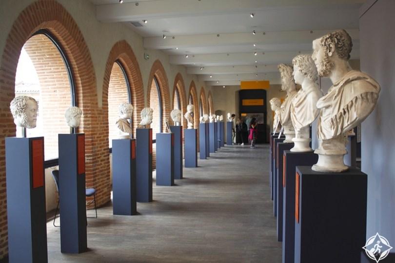 تولوز - متحف الآثار