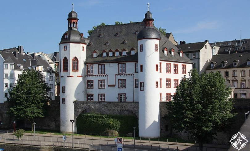 كوبلنز - القلعة القديمة