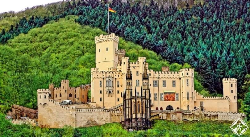 كوبلنز - قلعة ستولزينفيلز
