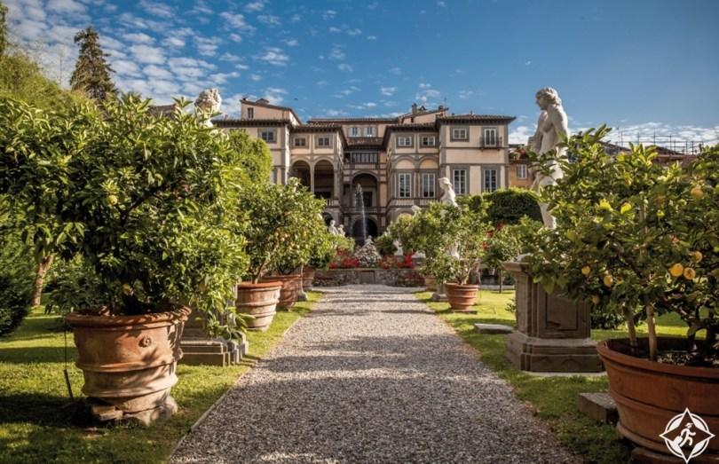 لوكا - قصر بفانر كونتروني