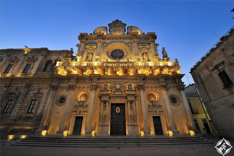 ليتشي - كنيسة سانتا كروتش