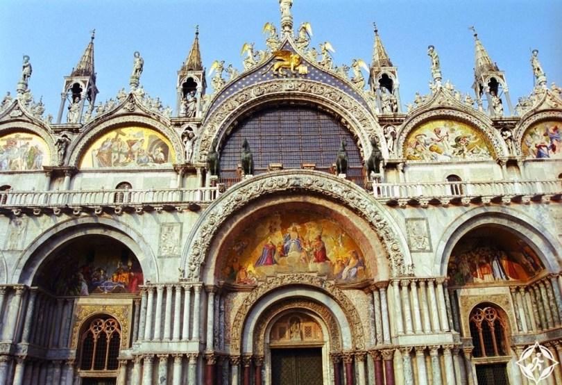 البندقية - كنيسة سانت مارك