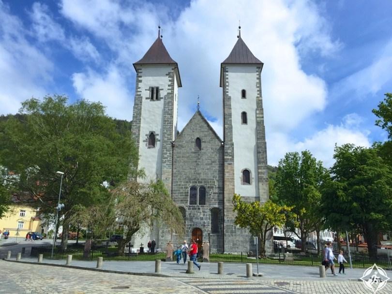 بيرغن - كنيسة سانت ماري