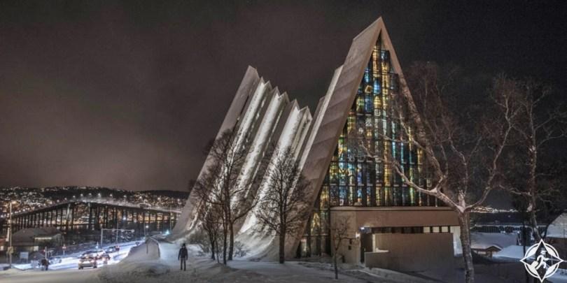 ترومسو - كاتدرائية القطب الشمالي