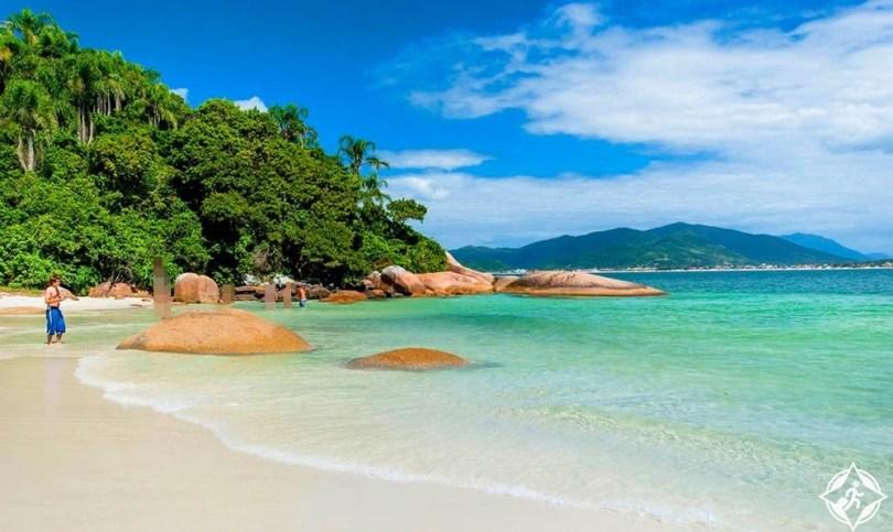شواطئ البرازيل - شاطئ كامبيتشي