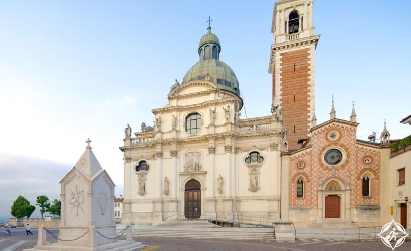 فيتشنزا - كنيسة مونتي بريكو