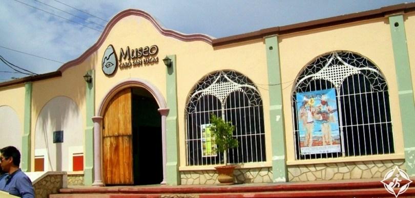 كابو سان لوكاس - متحف التاريخ الطبيعي