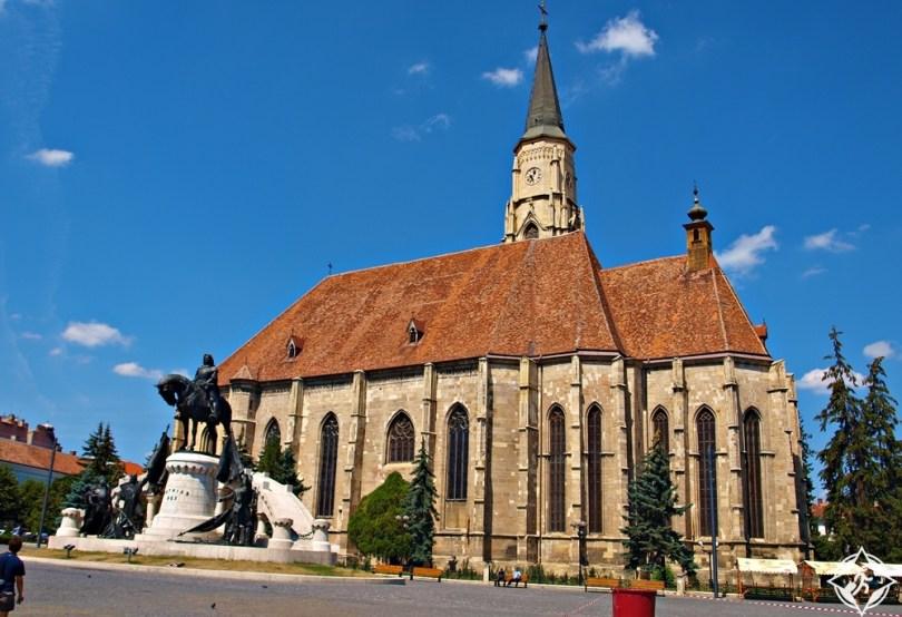 كلوج نابوكا - كنيسة سانت مايكل