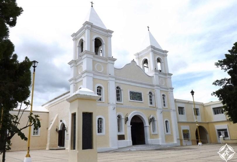 لوس كابوس - كنيسة سان خوسيه ديل كابو