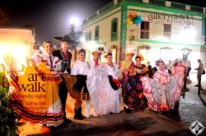 لوس كابوس - مسيرة سان خوسيه ديل كابو الفنية
