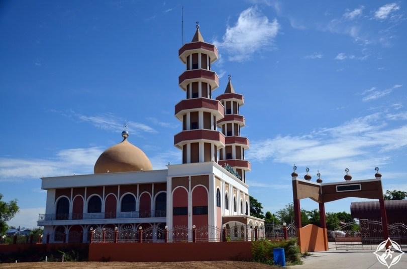 أيوتثايا - الأحياء الإسلامية