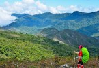 حديقة تامان نيجارا الوطنية - جبل جونونج تاهان