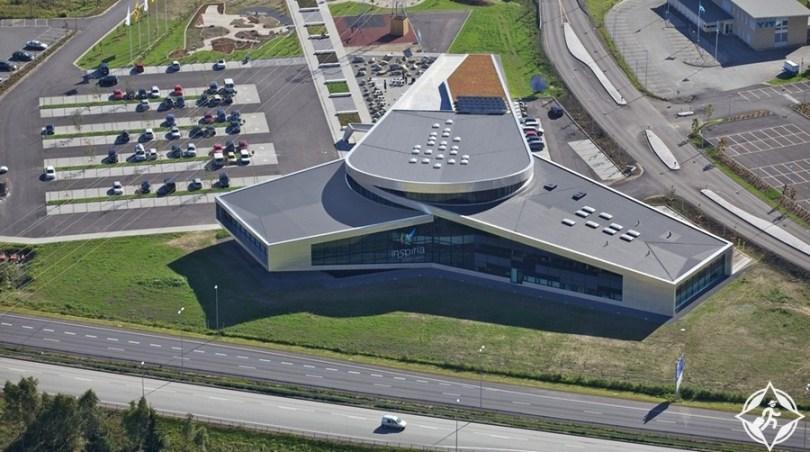 ساربسبورغ - مركز العلوم انسبيريا