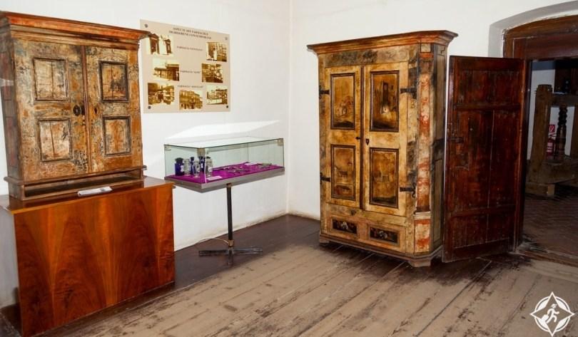 سيغيشوارا - متحف التاريخ