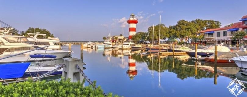 كارولينا الجنوبية - جزيرة هيلتون هيد