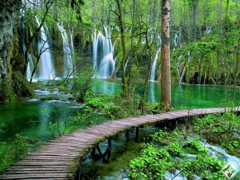كرواتيا - شلال بيفالكوفى