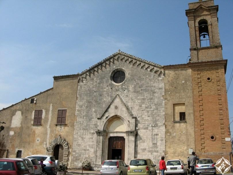 مونتيبولسيانو - سانتا ماريا دي سيرفي