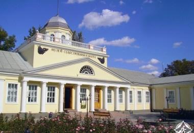 ميكولايف - متحف بناء السفن والأسطول