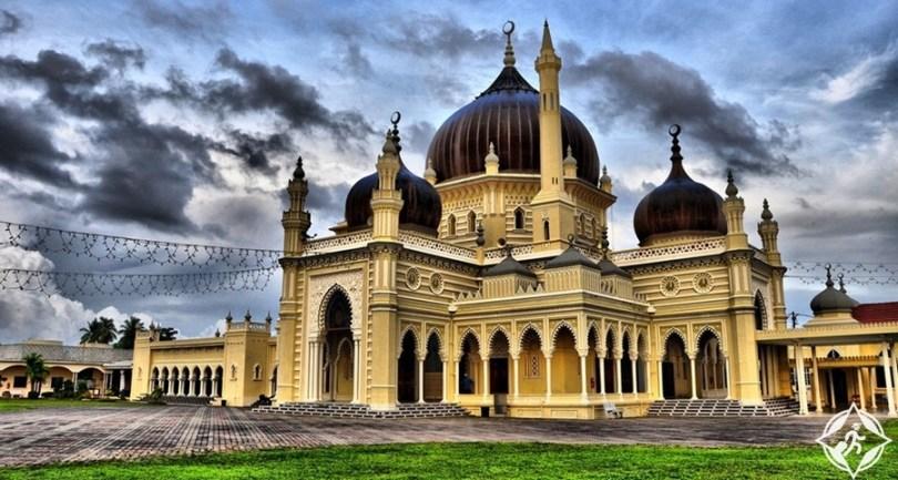 ألور ستار - مسجد زاهر