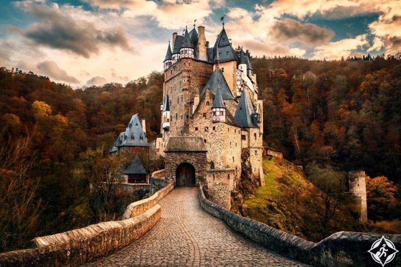 القلاع في ألمانيا - قلعة إلتز