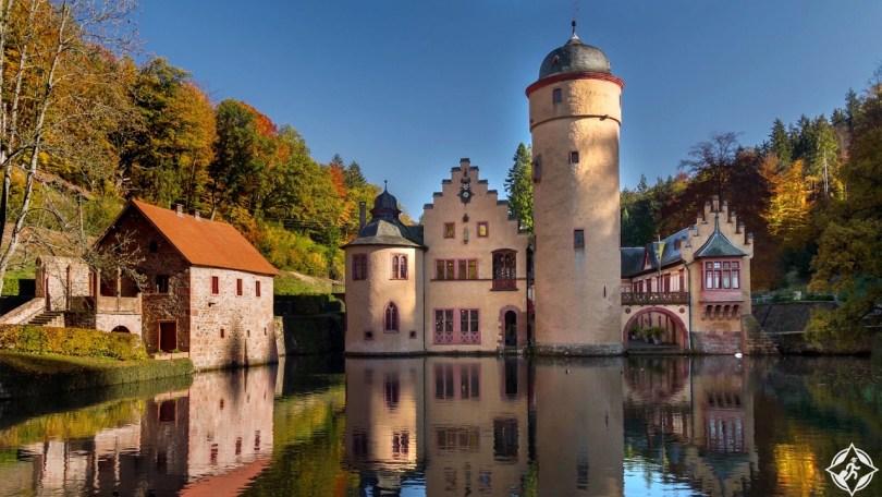 القلاع في ألمانيا - قلعة ميسسبلبرون