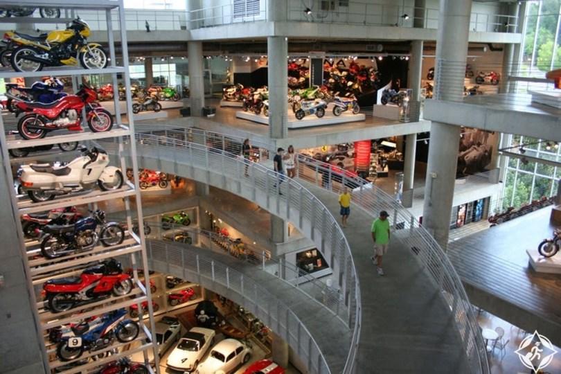 برمنغهام - متحف السيارات الكلاسيكية
