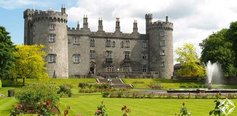 قلاع القرون الوسطى - قلعة كيلكيني