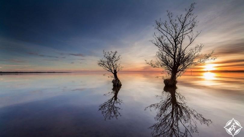 البحيرات في أيرلندا - بحيرة نياج