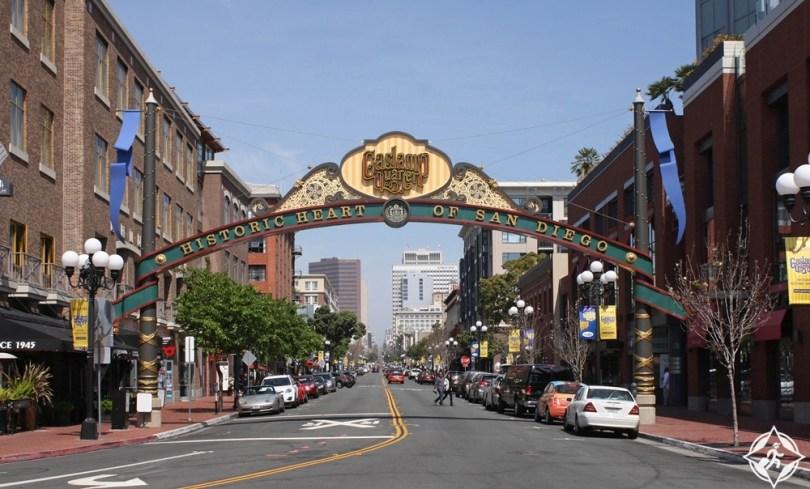 سان دييغو - حي غاسلامب