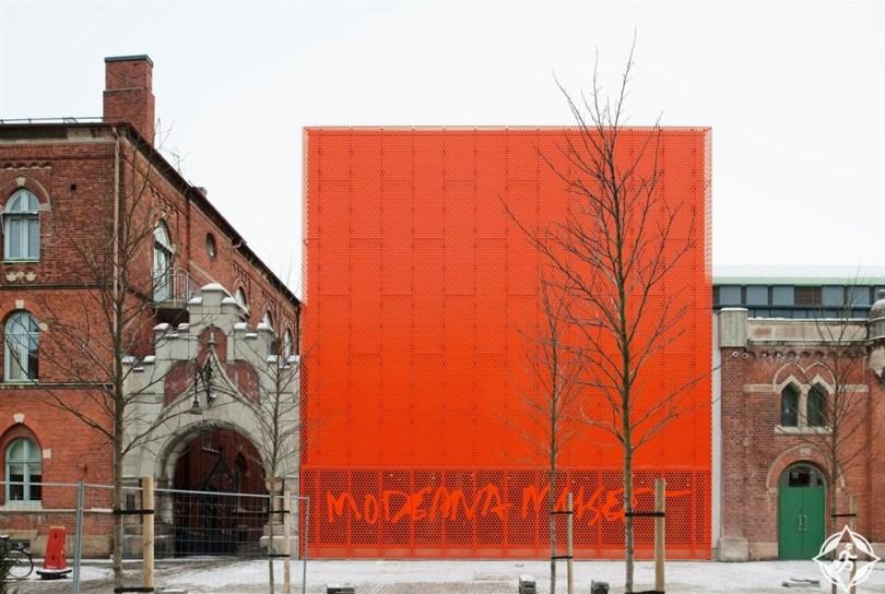 مالمو - المتحف الحديث