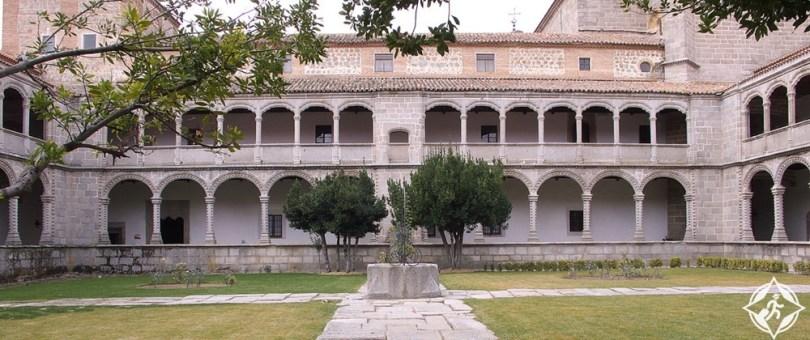 أفيلا - دير القديس توماس الملكي