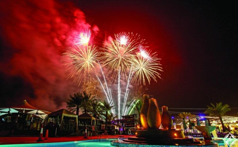 الإمارات تبهر العالم بعروض استثنائية لاستقبال 2019