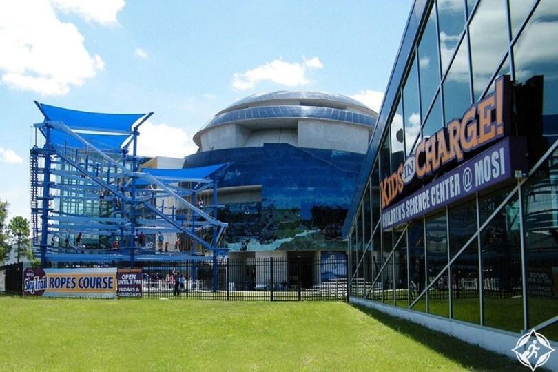 تامبا - متحف العلوم والصناعة