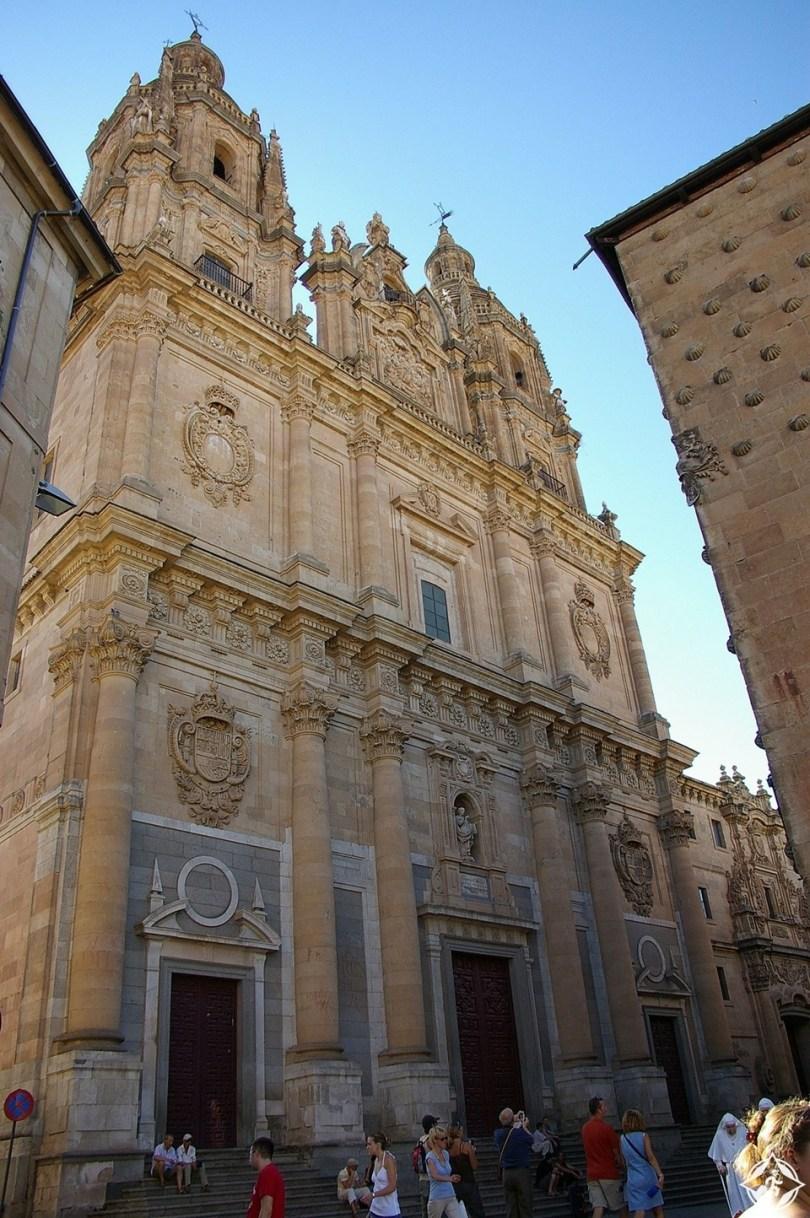 سالامانكا - كنيسة كلارسيا
