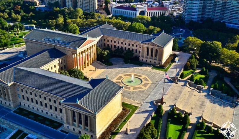 فيلادلفيا - متحف فيلادلفيا للفنون