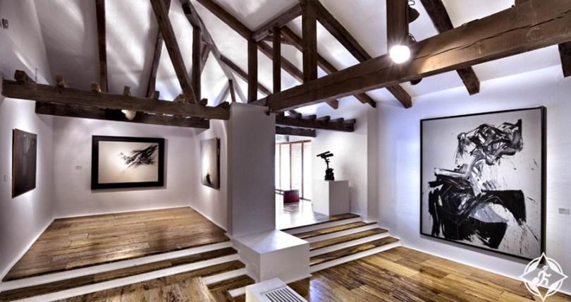 كوينكا - متحف الفن التجريدي الاسباني