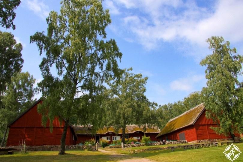 هالمستاد - مزرعة هالاند