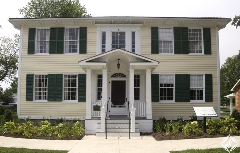 ويتبي - متحف منزل ليند